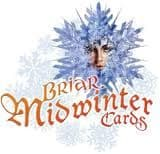 Yuletide Midwinter cards by Briar
