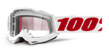 100% Accuri 2 Youth Goggle Denver / Clear Lens