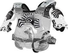 Acerbis Bomber Roost Deflector White
