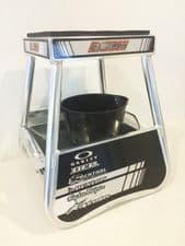 ALLOY I.D BOX STAND INCLUDES TRAY & JUG