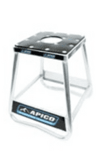 BIKE STAND STATIC BOX TYPE ALLOY SILVER