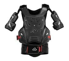 Cosmo MX 2.0 Chest Protector Black/Red