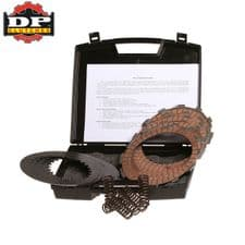 DP Clutches Off-Road (Fibres/Steels/Springs) Complete Clutch Kit Suzuki DR650 96-13