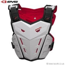 EVS Adult F1 Roost Guard Chest Body Armour Motocross Enduro