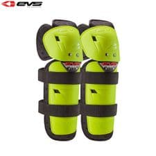 EVS Option Knee Guards Youth (HI-VIS) Pair Size Youth