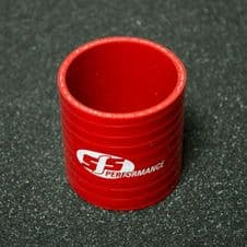 HOSE SILICONE STRAIGHT COUPLING 51MM BORE, 60MM LENGTH RED BETA EVO INTAKE