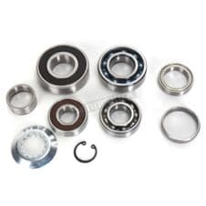 KXF 450 09-15 KLX 450 R 08- Transmission Gear Box Bearing Rebuild Kit Shift Drum