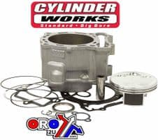 New Cylinder Works Big Bore Top End Gasket Kit YZF 450 06-09 WRF 450 07-15 98mm