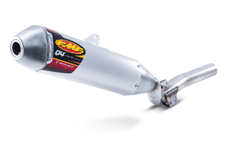 New FMF Q4 HEX Silencer Exhaust Pipe WRF 450 16-18
