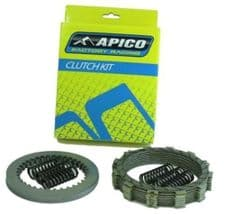 New RM 250 06-12 Clutch Kit Friction/Steel Plates Inc Springs RM250