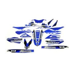 New YZF 250 14 15 16 17 18 YZF 450 14-17 PTS4 Graphics Sticker Decals Kit