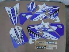 New YZF 250 450 03 04 05 PTS5 Graphics Sticker Decals Kit