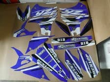 New YZF 450 10 11 12 13 PTS4 Graphics Sticker Decals Kit Enduro Motocross YZF450