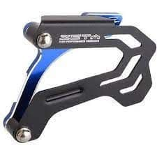 New Zeta YZ 250 06-19 YZ 250 X 16-17 Case Saver With Front Sprocket Cover Blue