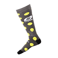 O`Neal Pro MX Sock CANDY black/neon yellow (One Size)