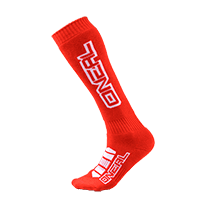 O`Neal PRO MX Sock CORP red (One Size)
