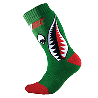 O`Neal Pro MX Sock Youth Bomber green (One Size)