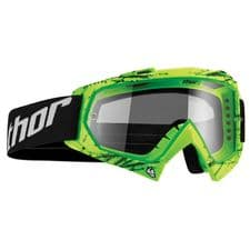 Thor Enemy Kids/Youth Goggles Splatter Green