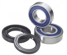 WHEEL BEARING KIT KTM ALL WITH 30MM AXLE 03-16, BETA RR 350-525 05-15-AB25-1402