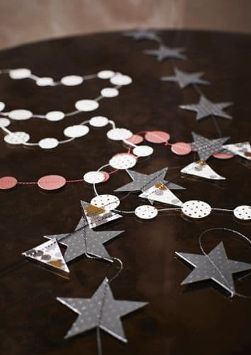 Paper Garland Decorations