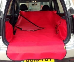 Hyundai - Extendable Two Part Boot Liner