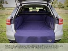 Seat - Boot Area Liner