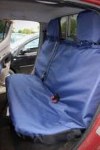 SsyangYong Pickup - Tailored Rear Seat Cover