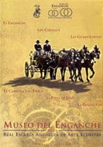 Carriage Museum of the ANDALUSIAN ROYAL SCHOOL OF EQUESTRIAN ART - Spanish Riding School of Jerez