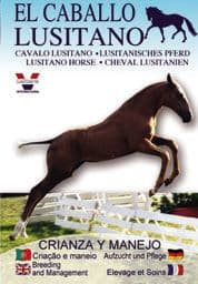 """CD1 """"THE LUSITANO HORSE COLLECTION"""" Breeding and Management / Crianze y Manejo"""