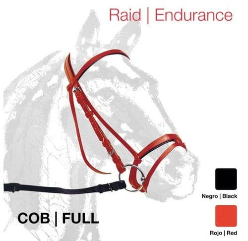 SPECIAL OFFER Pvc endurance bridle