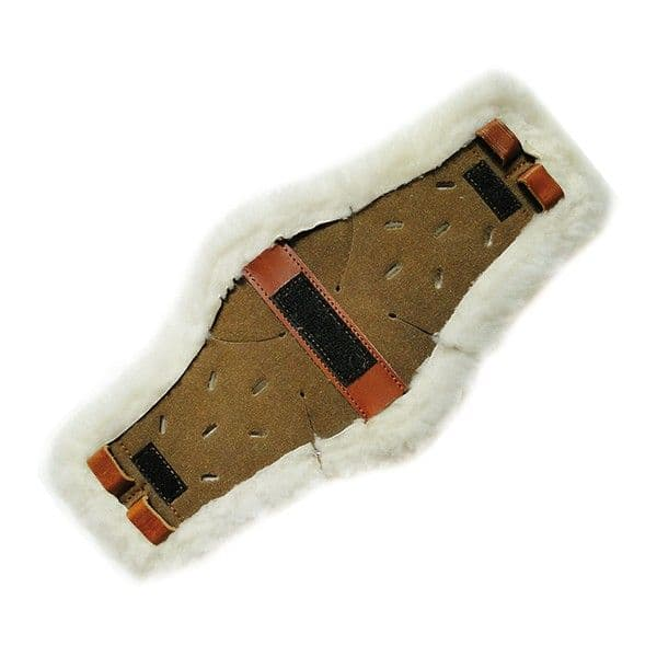 XpandGirth natural sheepskin protector spare/replacement