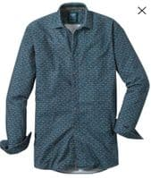 100% Cotton Casual Shirt by Olymp - 405064/45