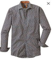 100% Cotton Casual Shirt by Olymp - 405064/82