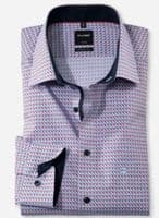 100% Cotton Luxor Shirt by Olymp - 1256/64/39