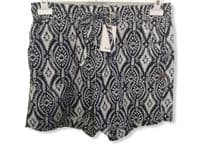 Hatley Everywhere Shorts - Block Medallion - Style: S19BML1299