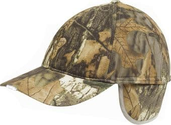 Jack Pyke Wildfowlers Cap With 5 LED's