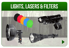 Lights, Lasers & Filters
