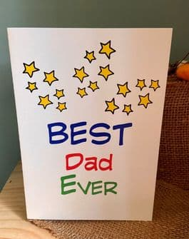 Father's Day - Best Dad Ever